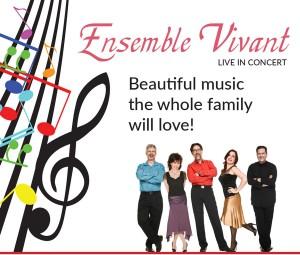 Ensemble Vivant, Regent Theatre May 24, 2018