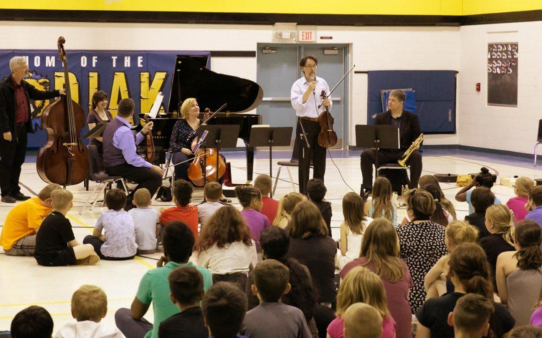 Euterpe in Durham Region Schools