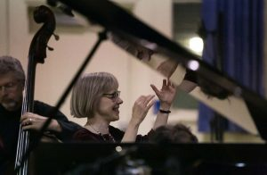 Choral Conductor Anne Massicotte;